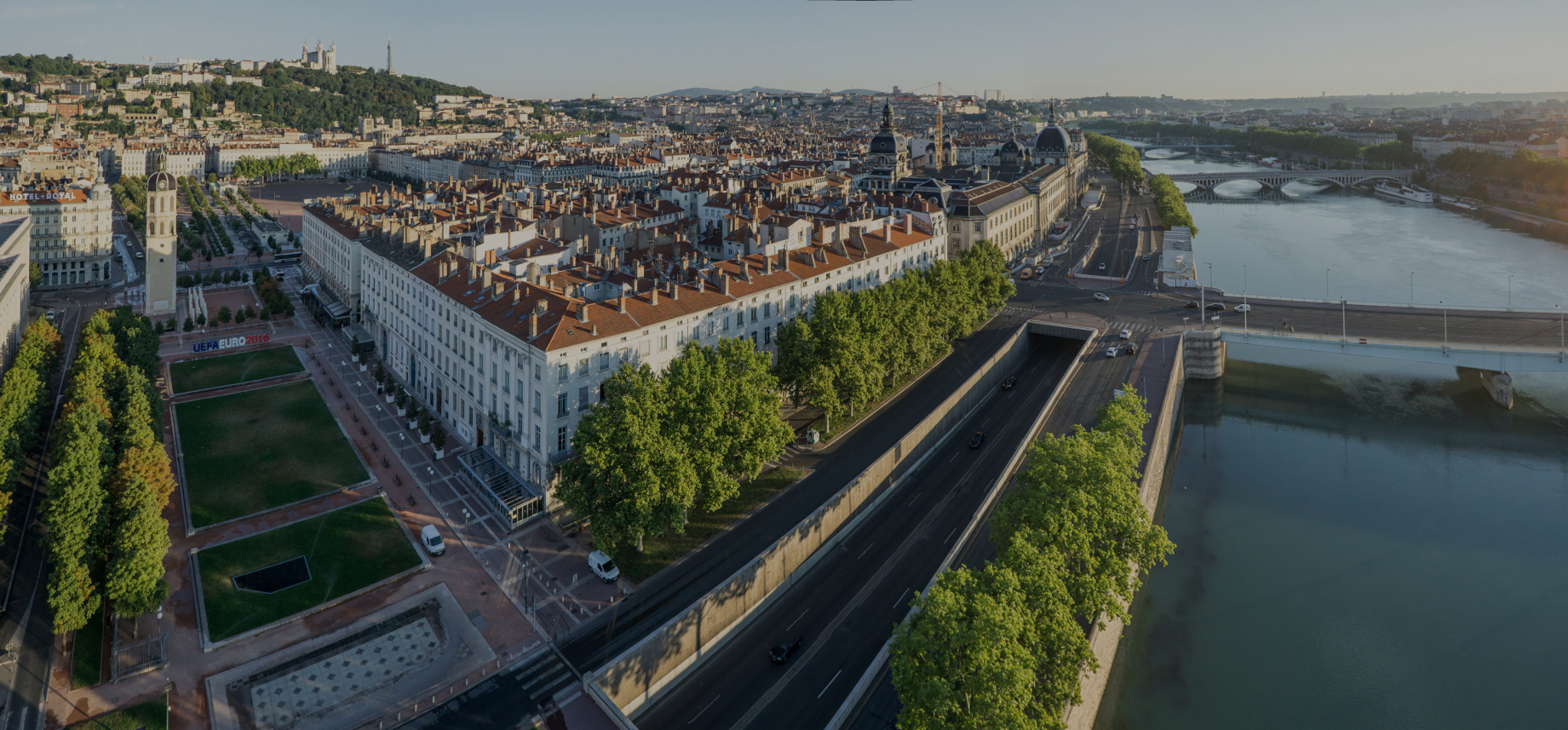 Lyon par Frédéric Lacrabère